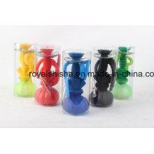 Großhandelsportal Mix Farbe Kunststoff Slicone Shisha