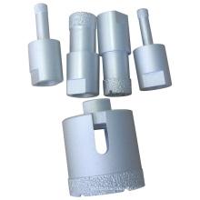 Core Bits for Hard Porcelain