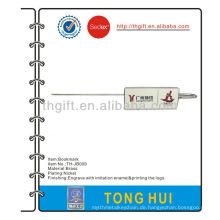Law Association Metall Lesezeichen mit Emaille
