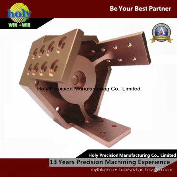 El CNC del OEM piezas de aluminio de Color anodizado CNC de piezas