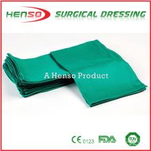 Одноразовые хирургические полотенца HENSO
