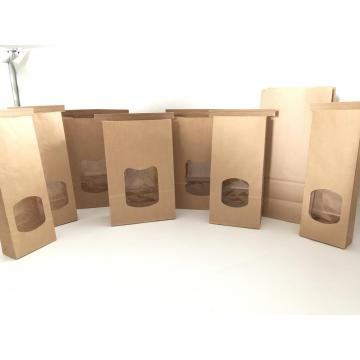 Custom Logo food grade Bread Packaging Bag