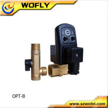 50/60Hz electric control test drain valve 12v