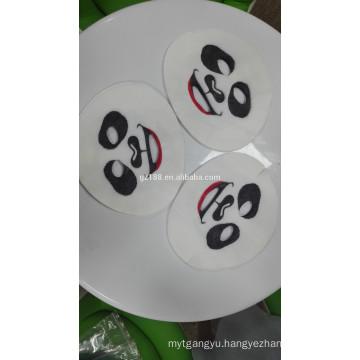customize printed animal facial mask /free printable face masks