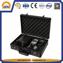 Caso de cámara de aluminio duro de seguridad profesional (HC-1002)