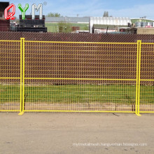 Australia Temporary Fence Panel for Construction Crowd Control Barrier