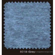 Grey Color Non Woven Paste DOT Interlineado con PA en polvo (8018grey)