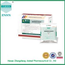 Colistin Sulfate Premix pour vétérinaire, traitement des animaux
