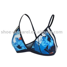 Nuevo diseño traje de baño bikini barato, traje de baño de las mujeres