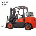 3.5 Ton Gasoline And LPG Forklift