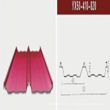 Feuille de fer ondulé -Yx50-410-820 (XGZ-37)