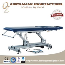 Professional Medical Clinic Furniture Healthcare Center Rehab Chair Durable Motorized Chiropractic Examination Table