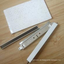 Armstrong Decke T Grid & Mineralfaser Deckenplatte