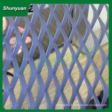 widely used 1x1.8mm aluminum expanded metal mesh/ wire mesh for filter