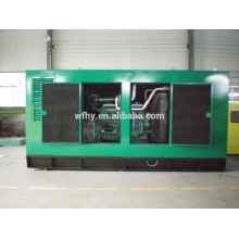 silent diesel generator 600KVA drived by WD engine