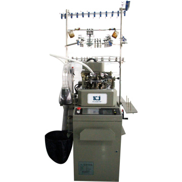 Fully Computerized Plain Sock Knitting Machine