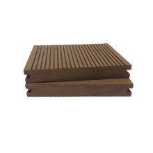 Wholesale Super Thick Strong Solid Profile WPC Composite Decking Outdoor Engineered Flooring