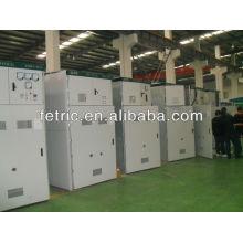 36kV AC Metal-enclosed Switchgear / panel de control interruptor de cubículo / cubículo de cubículo eléctrico interruptor de vacío