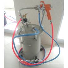 Новый 20л Тип емкость для краски с распылителя высокого давления без внутреннего резервуара