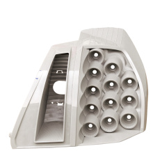 Bastidor de precisión de aleación de aluminio OEM