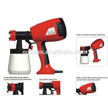 400w HVLP Hand Held Electric Spray Gun American Airless Paint Sprayer GW8176