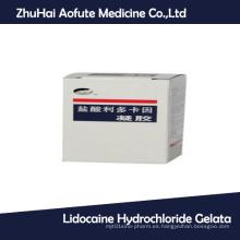 Clorhidrato de Lidocaína Gelata