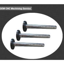customized precision carbon steel machine shaft manufacture