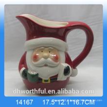 2016 nouvelle arrivée Christmas santa santa milk bottle