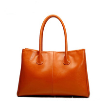 Women Handbag Leather Hand Bag High Quality Shoulder Bags (SR-278A)