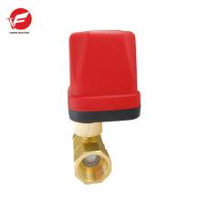 válvula de control de temperatura de latón en lugar de válvula solenoide