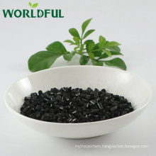 worldful quick release humic acid type potassium humates agro fertilizer , shiny crystal potassium humate