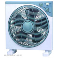 12′′ 3 Speed Electric Box Fan with Timer