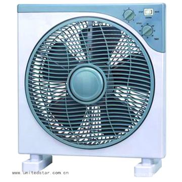 12′′ 3 velocidade ventilador de caixa elétrica com Timer