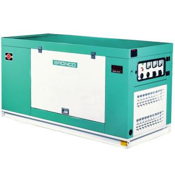 Groupe électrogène diesel refroidi à l'eau silencieux 10kw-500kw
