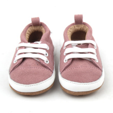 Mary Jane Shoes Lovely Baby Zapatos casuales de cuero