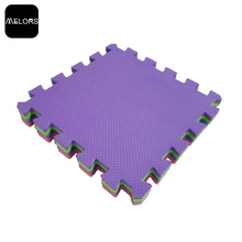 Baby Playing Interlocking Plain EVA Foam Puzzle Mat