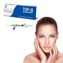 TOP-Q Ultra Deep Line 1ml Anti-envejecimiento Ácido Hialurónico Inyección de relleno de senos Jeringa precargada