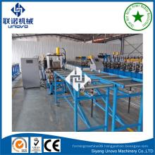 roller shutter door stamping blade forming machine