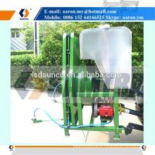 Pulverizador do equipamento de pulverização conduzido PTO do vinhedo do trator