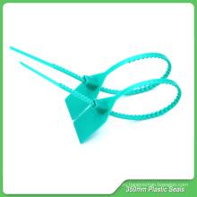 Уплотнение высокого уровня безопасности (JY350) пластиковая пломба