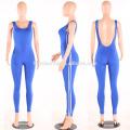 2017 Women Sexy V Collar Jumpsuit/Siamese/Pants