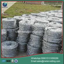 twist barbed wire sharp barb wire coil