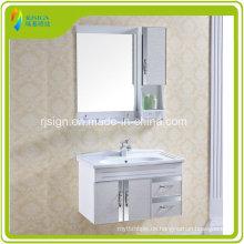 Badezimmer-Schrank / PVC-Badezimmer-Schrank