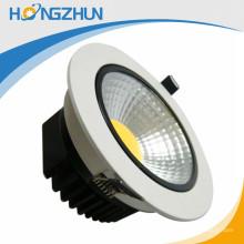 5w profissional iluminação cob dimmable levou downlight
