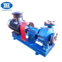 Pompe centrifuge à huile résistante à la chaleur de refroidissement par eau électrique