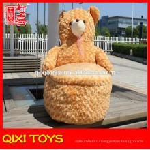 медвежонок плюшевый стул плюшевые животных диван стул