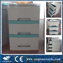 Cabinet de chevet de l'hôpital qualifié ABS (AG-BC001)