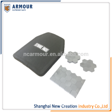 Bullet proof riot ceramic ballistic vest insert plate