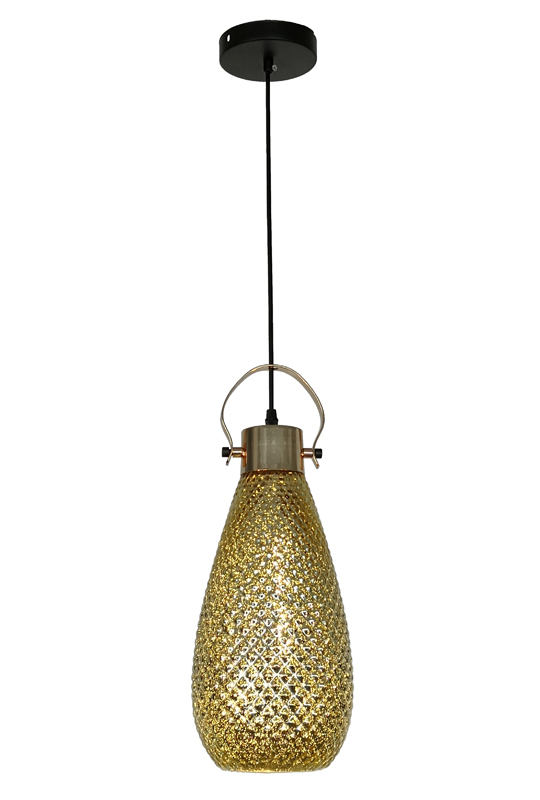 Modern Pendant Lamp Gold