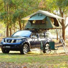 Großhandelssoftshell-Dach-Zelt, das Auto-Campingzelt, Dach-Spitzenzelt